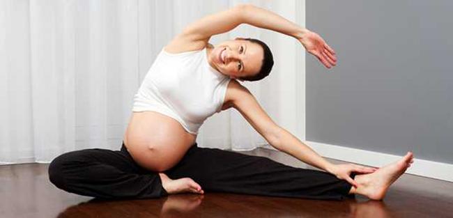Controle o peso e exercícios físicos durante a gestação