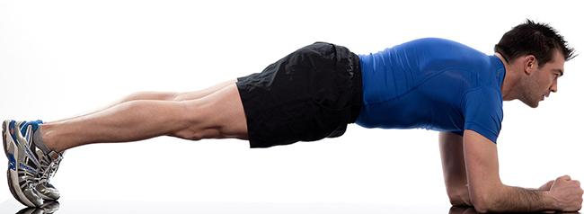 Fortaleça a musculatura