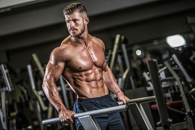 O peitoral é um músculo grande e precisa de muita força, além de energia para realizar os movimentos.