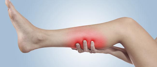 Lesões musculares antigas