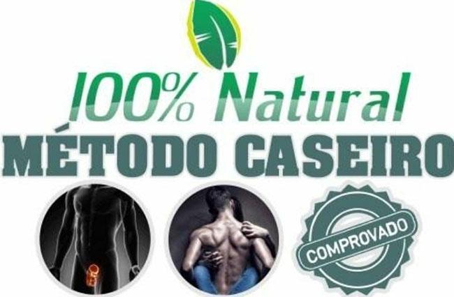 Método 100% natural para disfunção erétil